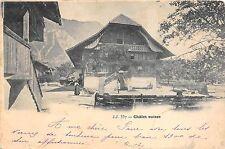 B20467 Lausanne Chalet Suisse