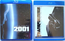 BLUE RAY DVD LOT ~ TRANSFORMERS 2 DISC SPECIAL EDITION & 2001 A SPACE ODYSSEY