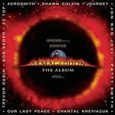 """Armageddon"" soundtrack by various artists, Aerosmith, Journey, ZZ Top, Bon Jovi"