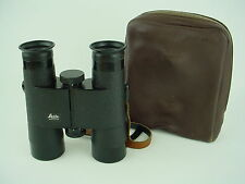 Leica 7x35B Trinovid Leitz Binoculars w/Leather case & Strap - Clean Glass