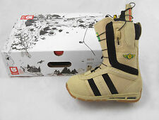 NEW! NIB! $200 Burton Ruler Snowboard Boots! US 6, UK 5, Mondo 24, Euro 38