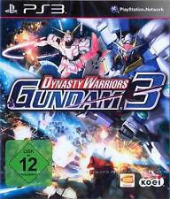 PS3 Playstation 3* Dynasty Warriors Gundam 3*NEU*NEW*55