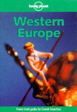 Western Europe (Lonely Planet Travel Guides), Tony Wheeler