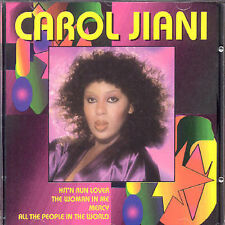 Hit N Run Lover [CD Single] [Single] by Carol Jiani (CD, Jan-2001, Unidisc)