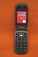VERIZON / PAGE PLUS, SAMSUNG SCH-U680 CONVOY 3 CELLULAR PHONE PTT CLEAN ESN