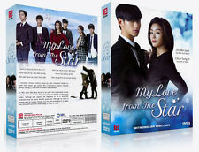 My Love From The Star Korean Drama DVD with Good English Subtitle