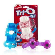 The Screaming O The TriO Pleasure Ring For Men Resuable