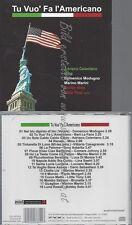 CD--VARIOUS -- -- TU VUO'FA'L'AMERICANO