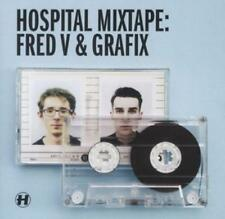Hospital Presents - Hospital Mixtape: Fred V & Grafix - CD