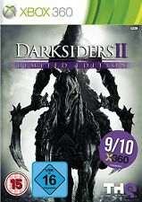 XBOX 360 Darksiders II 2 Uncut Limited Edition NIP
