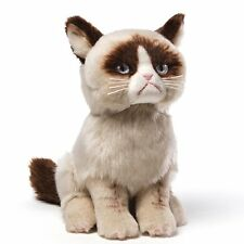 Gund Grumpy Cat Plush Stuffed Animal Toy, New, Free Shipping