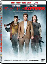 Pineapple Express [Unrated] (2009, DVD NEUF) WS