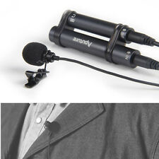Aputure A.lav Omni-Directional Lavalier Microphone Mic For Smart Phone &Table PC