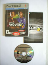 PRO EVOLUTION SOCCER 5 - PES 5 - PLAYSTATION 2 - JEU PS2 PLATINUM COMPLET