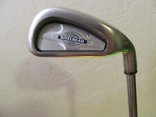 "38 3/4"" Callaway Golf Steelhead X-14 Iron #4. Golf Pride Yellow / Black Grip."