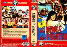 """VHS - """" Venus der PIRATEN """" (1960) - Gianna Maria Canale - VPS"""