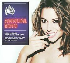 Various Artists : Ministry of Sound: America - Annual 2010 (2CDs) (2009)
