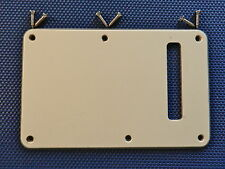 American Special Fender Stratocaster Strat TREMOLO BACK COVER Scratch Plate