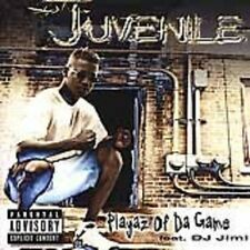 JUVENILE NEW [PA] CD PLAYAZ OF DA GAME MUSIC ALBUM RAP HIP HOP RARE CASH MONEY