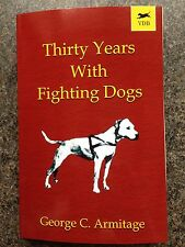 dogs pit fighting Armitage game bull terriers American champions training