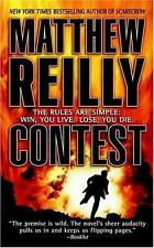 Contest by Matthew Reilly (2005, Paperback)