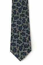NWT BORRELLI Napoli 7 Fold Tie Handmade in Italy of Cashmere~Wool~Silk Blend