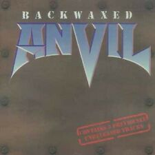 Backwaxed - Anvil (2003, CD NEUF)