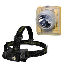 Nitecore HC60 Rechargeable Headlamp 1000Lm w/Nitecore EH1 Headlamp