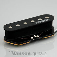 NEW Wilkinson 'Vintage Voice' Bridge Pickup for Tele®* type guitars MWVTB Black