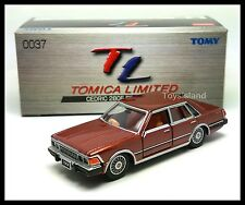 TOMICA LIMITED TL 0037 NISSAN CEDRIC 280E BROUGHAM 1/65 TOMY DIECAST CAR NEW 37