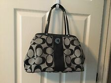 Coach Park Signature Handbag F19190