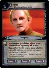 Star Trek CCG 2E What You Leave Behind Odo, The Great Link's Savior 14R72