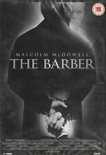 THE BARBER - MALCOLM MCDOWELL - BRAND NEW DVD - FREE UK POST
