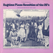 Ragtime Piano Novelties Of The 20's (2009, CD NEUF) CD-R