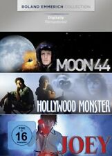 ROLAND EMMERICH COLLECTION (MOON 44/HOLLYWOOD MONSTER/JOEY)  3 DVD  NEU