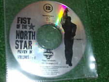 PROMO MANGA CD-ROM VIDEO FIRST OF THE NORTH STAR PREVIEW OF Volumes 1-12