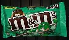 289.2g Medium Mint Dark Chocolate Flavour M&Ms m and ms American Chocolate Candy