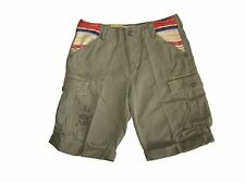 Ralph Lauren Denim and Supply Surf Printed Cargo Short in Size 30 in Green