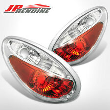 EURO STYLE TAIL LIGHTS CHROME - CHRYSLER PT CRUISER 01-05