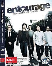 Entourage : Season 5 - (3 Disc Set) - NEW DVD