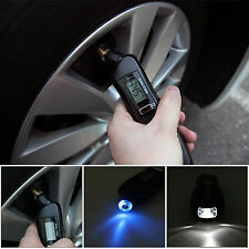 Portable LCD Digital Tire Tyre Air Pressure Gauge Tool For Auto Car Motorcycle