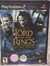 Lord of the Rings: The Two Towers Playstation 2 PS2