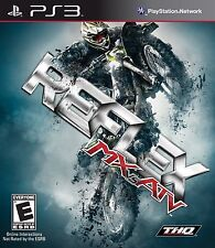 PLAYSTATION 3 PS3 GAME MX VS ATV REFLEX BRAND NEW
