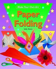 Paper Folding (Make Your Own Art)