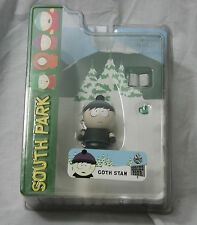 Sealed South Park Goth Stan Mezco Series 4 Figure Nip Closed Mouth Variant