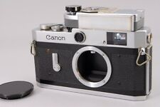 [Exc+++] Canon P 35mm Rangefinder Camera w/ Light Meter from Japan #5408