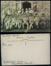 1916 WWI RP Auxilliary Hospital LATTENDALES HOUSE, Greystoke, Cumberland