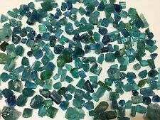 WOW-256-CT-BEAUTIFUL BULSH TOURMALINE CRYSTALS ROUGH LOT @FROM PEACH AFGHAN