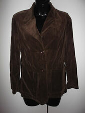 """""""THE CLOTHING COMPANY"""" LADIES BROWN JACKET ** SIZE 8 - 10"""