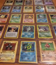 Pokémon Card Lot! Old School Cards! Charizard, Shadowless Holos, First Editions!